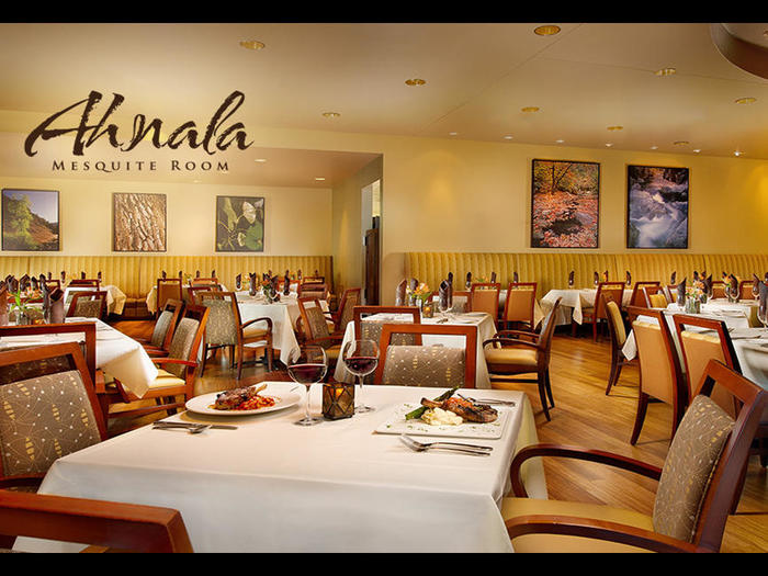 Ahnala Mesquite Room Dining Room